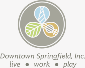 Downtown Springfield new logo 2013