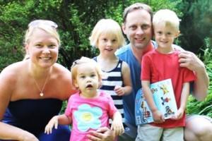 Jen Madiar family 2012