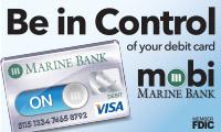 MARINE BANK 200X120