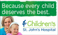 SJS3548 St. John's Childrens Hospital 200x120