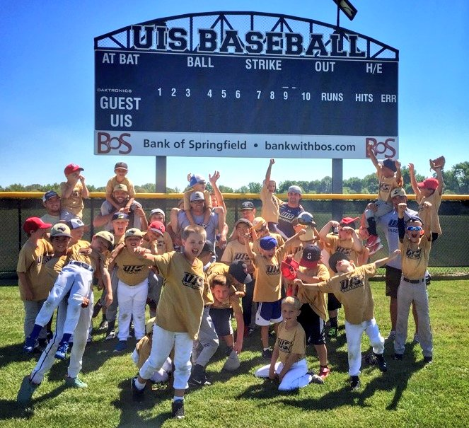 UIS Youth Baseball Summer