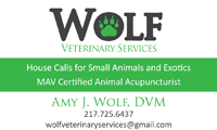 Wolf Veterinary