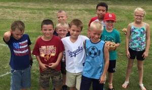 birthday party kids sports