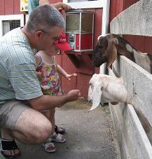 Henson Robinson Zoo Goats