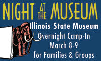 Illinois State Museum Logo