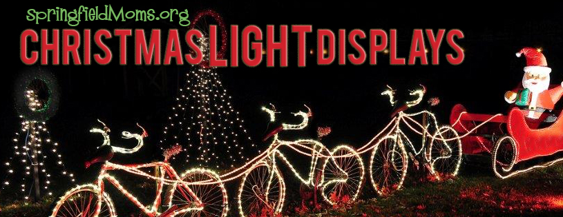 Christmas Light Display Near Me 2020 Springfield Illinois Springfield Moms, Dads, Grandparents FREE Family Resources for